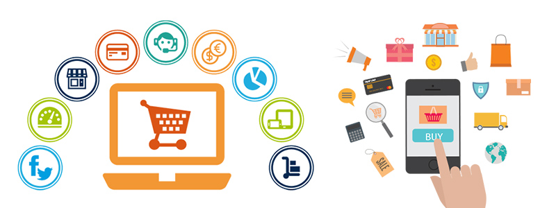 ecommerce website development faridabad