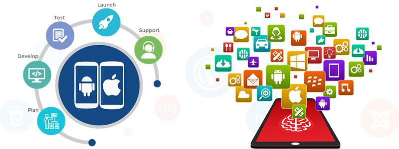 mobile app development company in faridabad
